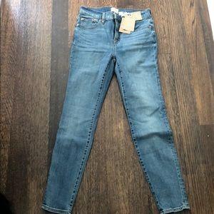 NWT J Crew Jeans Size 25